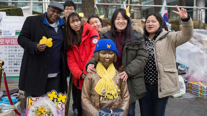 Telling the Story of the Comfort Women