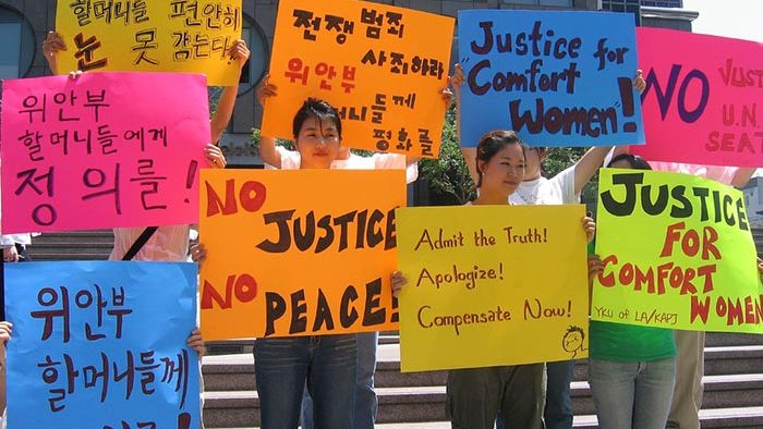 The Comfort Women Controversy in the American Public Square