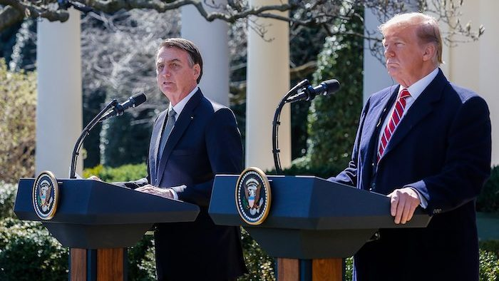 Trump and Bolsonaro: Much Ado About Nothing?