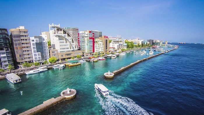 Small Island Climate Diplomacy in the Maldives and Beyond