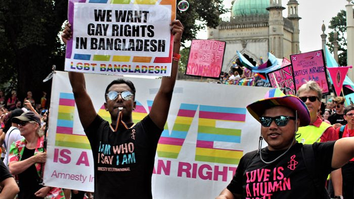 Decolonising Queer Bangladesh: Neoliberalism Against LGBTQ+ Emancipation