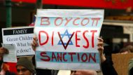 The German Way of Securitizing the BDS Movement