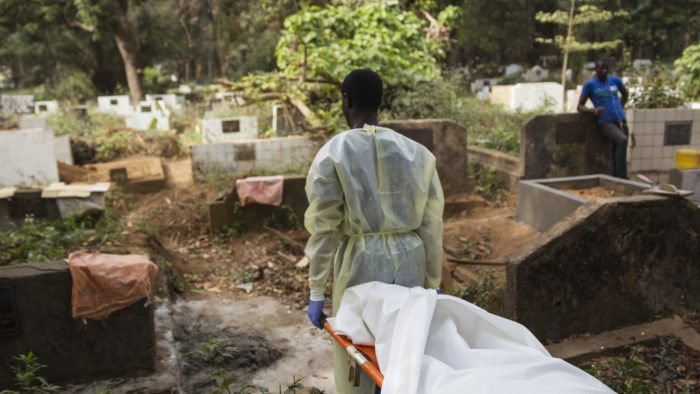 Ebola Response in the Democratic Republic of Congo: A Bridge to Peace?