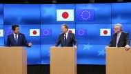 Review – The EU-Japan Partnership in Shadow of China