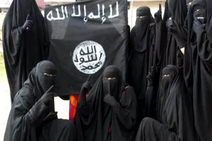 Islamic State Men and Women Must be Treated the Same