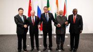 (Osaka - Japão, 28/06/2019) Presidente da República, Jair Bolsonaro, durante foto de família dos Líderes dos BRICS..Foto: Alan Santos / PR