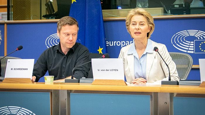 'A Union that Strives for More': Von der Leyen's All-inclusive EU Narrative