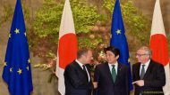 EU Foreign Policy in East Asia: EU-Japan Relations and the Rise of China