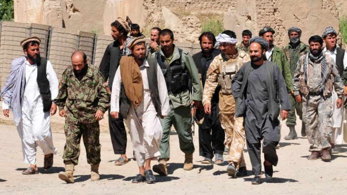 The Afghan Peace Talks, China, and the Afghan Elections