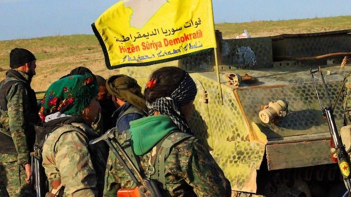 Review – The Kurds of Northern Syria