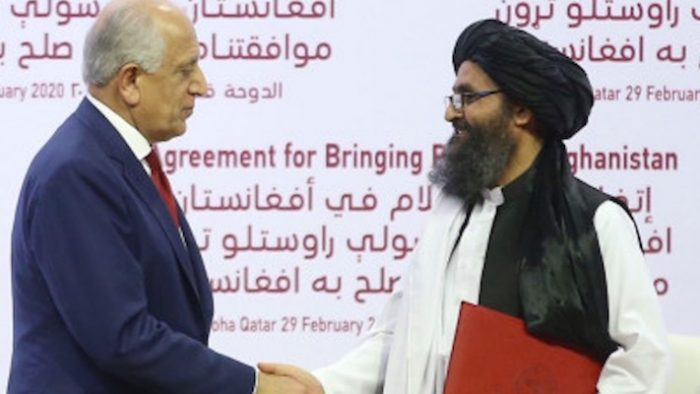 Opinion – International Humanitarian Law Should Have Been Part of the Taliban Deal