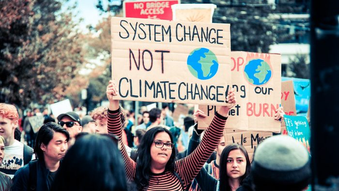 The Coming Storm: Crisis, Climate Change, and the Right to Vote