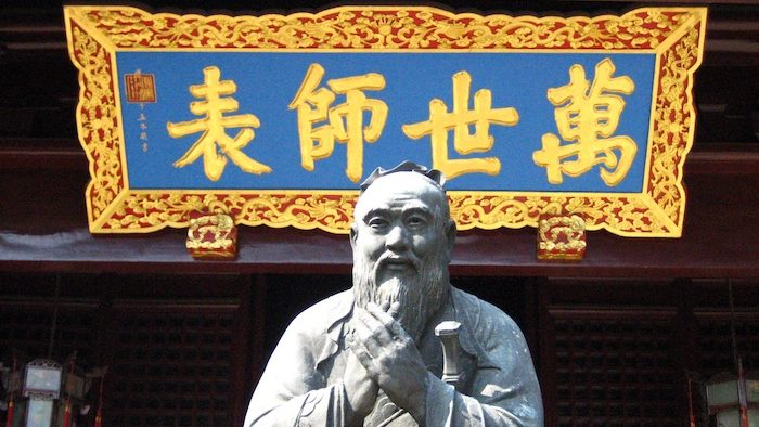 Reflections on Confucian Cosmology and the Chinese School of IR