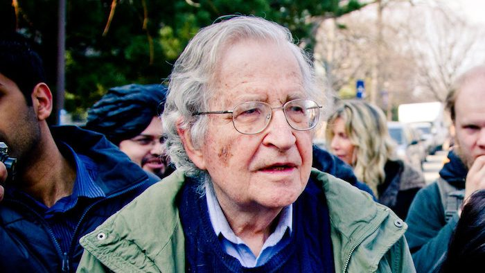 Noam Chomsky's Views on Russian Foreign Policy: A Critical Analysis
