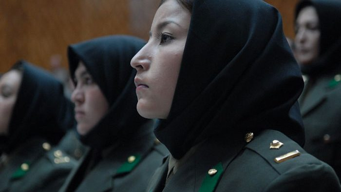 Afghan Women in Geopolitical Imaginaries: Between NATO and India