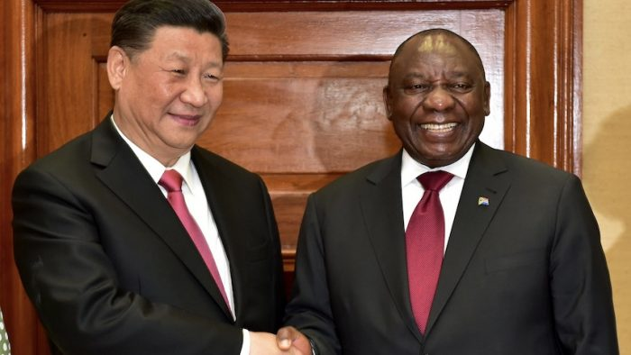 The Global South in Times of Crisis: A China–Africa Relations View
