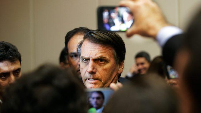 Bolsonaro's Brazil in Times of COVID-19: A Necropolitical Pharmakon