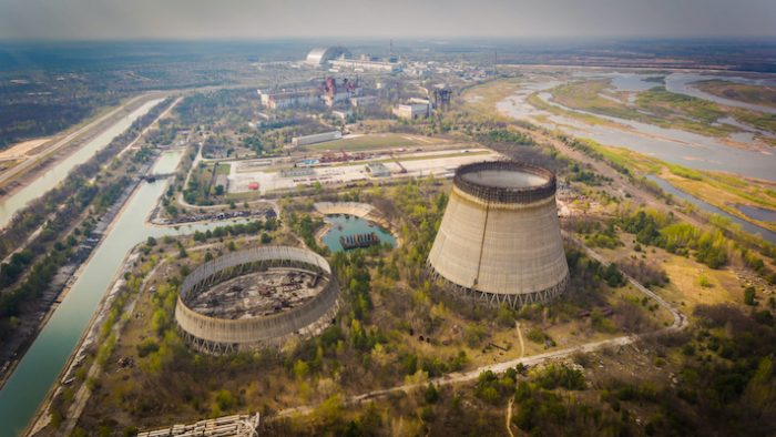 Monitoring the Chernobyl Disaster