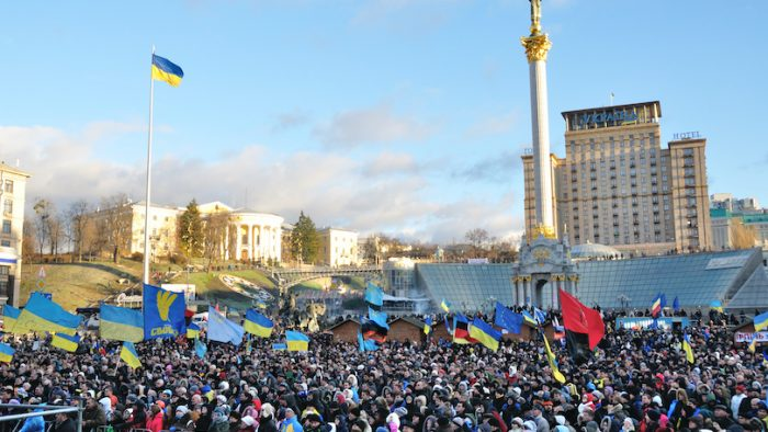 The Maidan Revolution in Ukraine