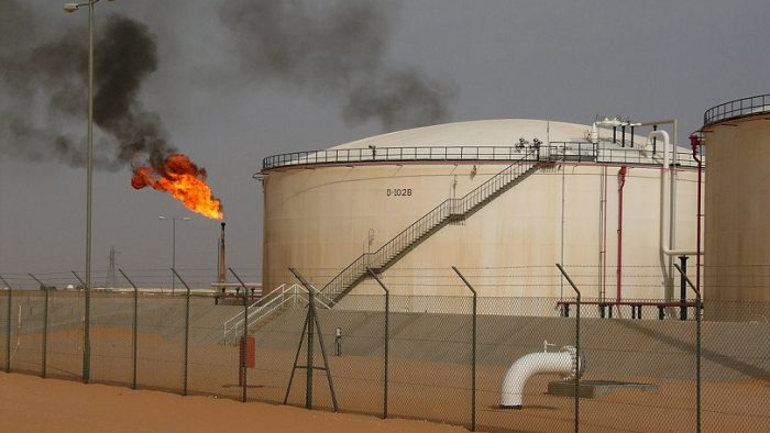The (Un)intended Effects of the United Nations on the Libyan Civil War Oil Economy