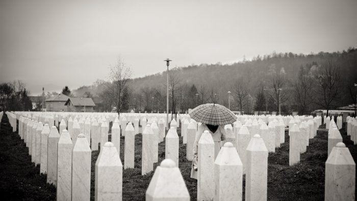"""Commemorating Srebrenica: The """"Inadequate"""" Truth of the Female Victim Experience"""