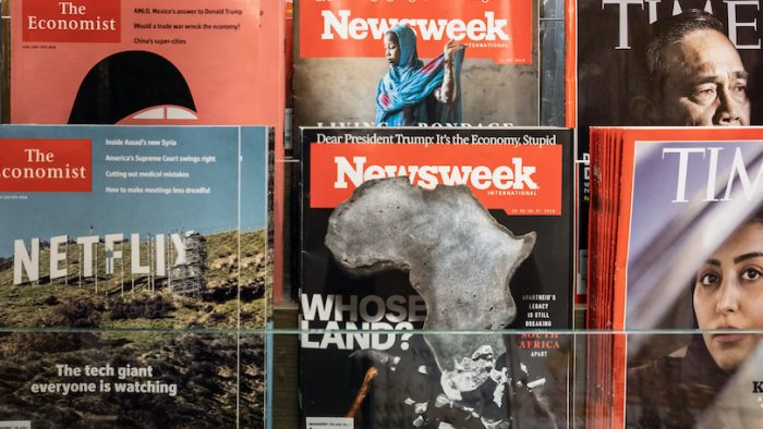 Iterability and Newsweek's Paradigm of Nigeria as 'Black China'