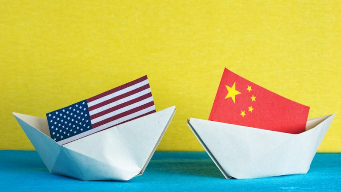 China-US Power Politics in the Pacific