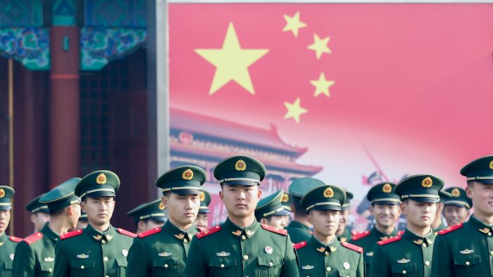 Asian Security amid China's Dominance