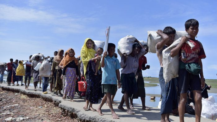 Necropolitics and the Precarious Lives of Rohingya Refugees in India