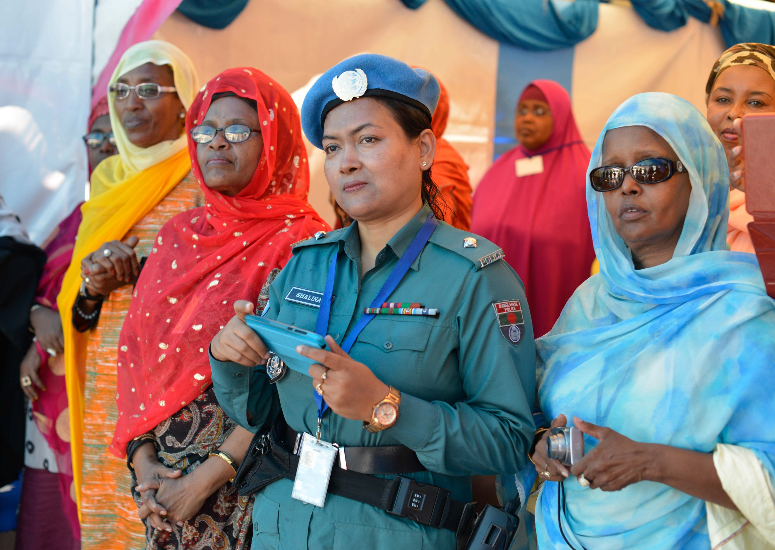 Girls, Peace and… Continued Militarism? Revisiting UNSCR 1325 and Its African Roots