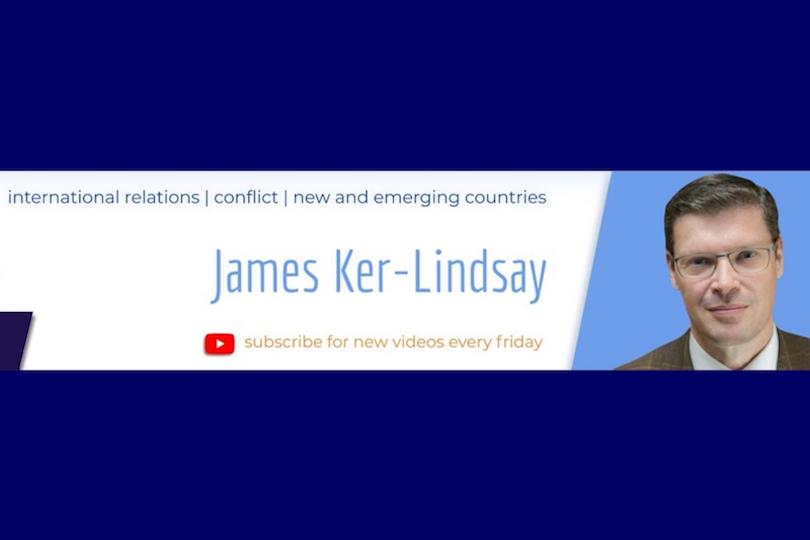 Overview – James Ker-Lindsay's YouTube Channel