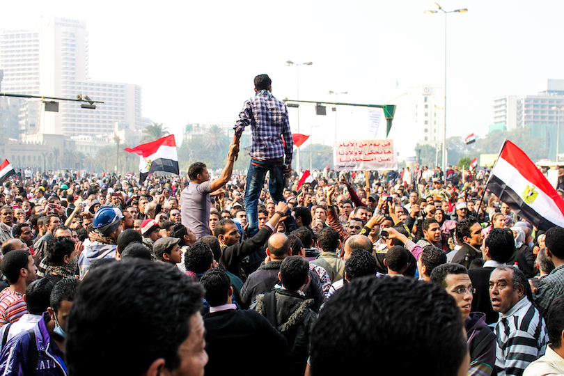 The Sound of the Egyptian Subaltern in 2011 Revolutionary Protest Songs