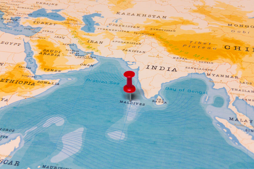 The Role of the Maldives in the Indo-Pacific Security Space in South Asia