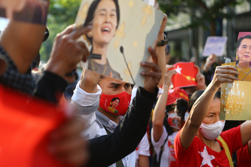 The Military Coup in Myanmar: Back to the 'Normality' of Autocracy?