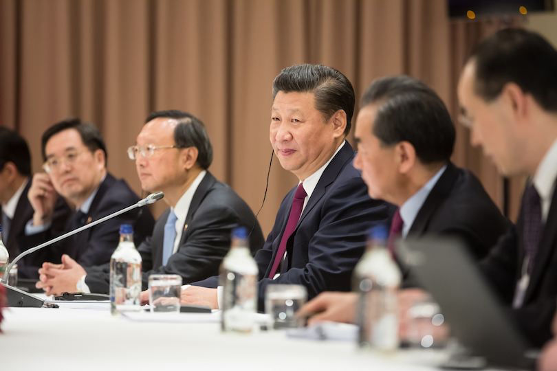 Rebranding China's Global Role: Xi Jinping at the World Economic Forum