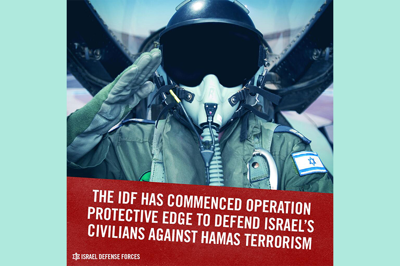 State Social Media and National Security Strategy: Israel's Operation Protective Edge