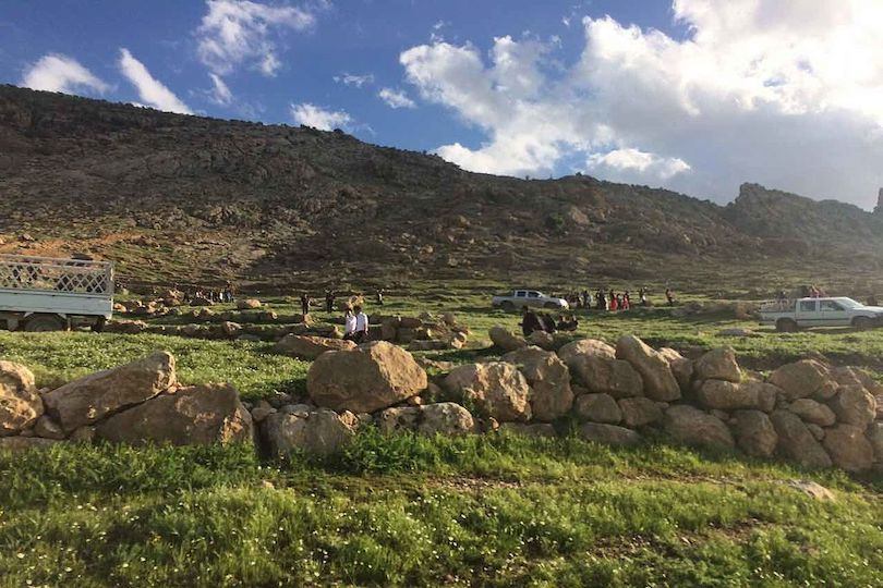 Serenity for Sinjar: Resiliency and Reconciliation