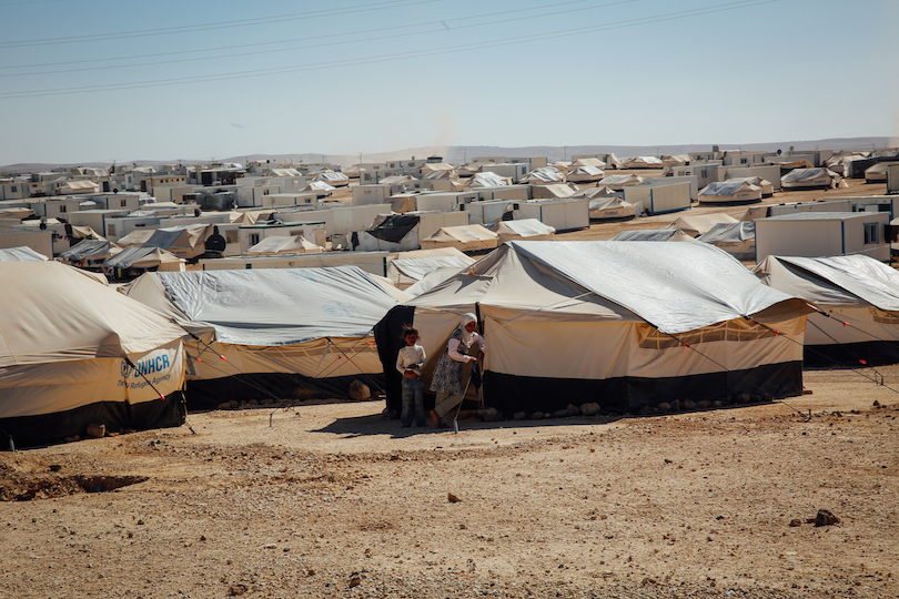 Governing Movement in Displacement: The Case of North Jordan
