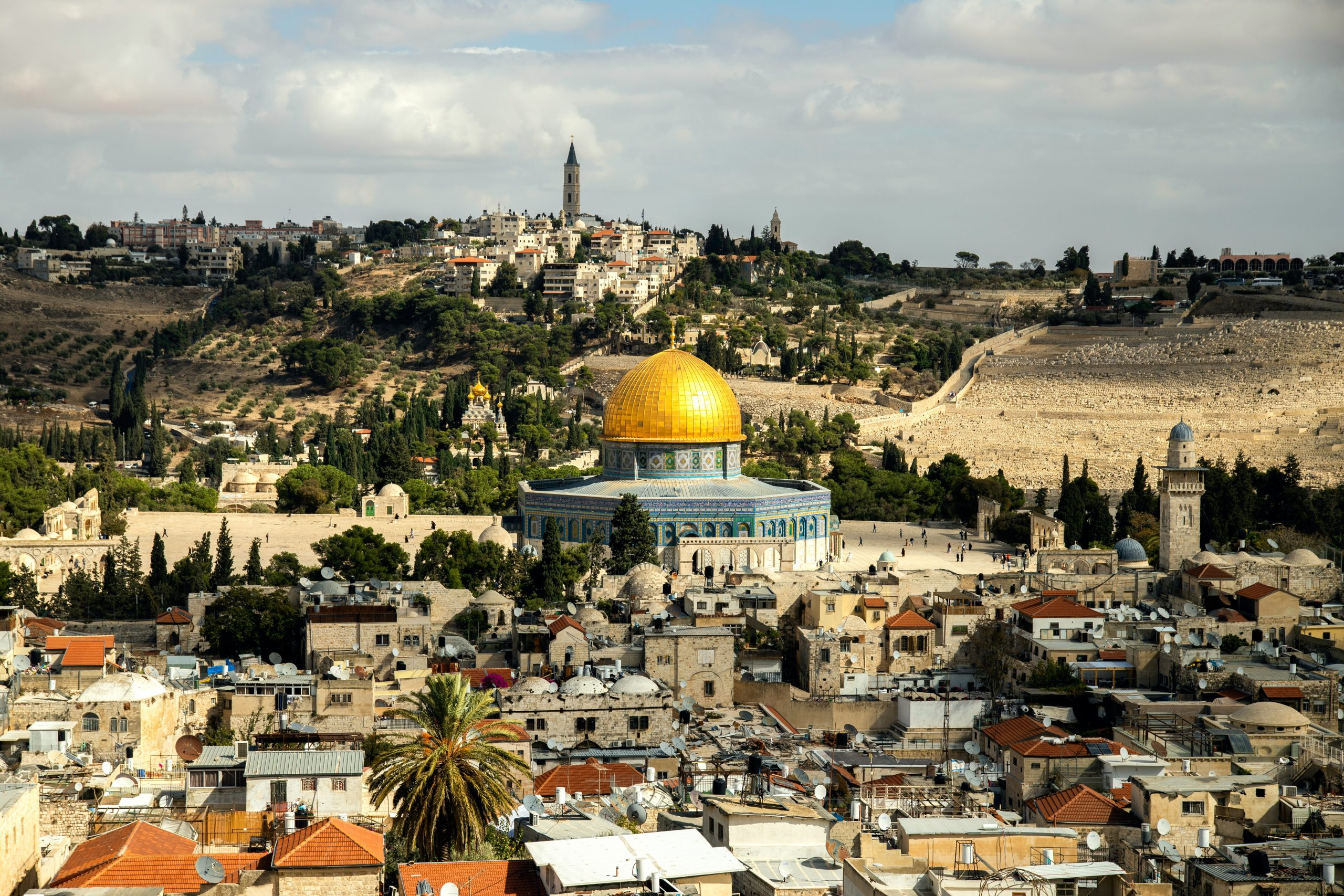 Ontological Insecurity: A Case Study on Israeli-Palestinian Conflict in Jerusalem