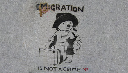 A Postcolonial Perspective on Immigration Regimes and
