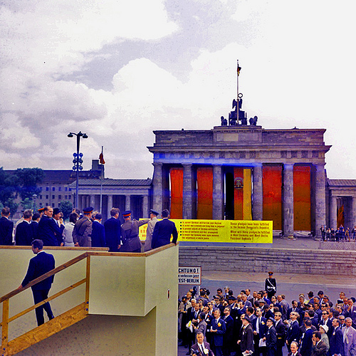 economic revival of west germany in the 1950s and 1960s