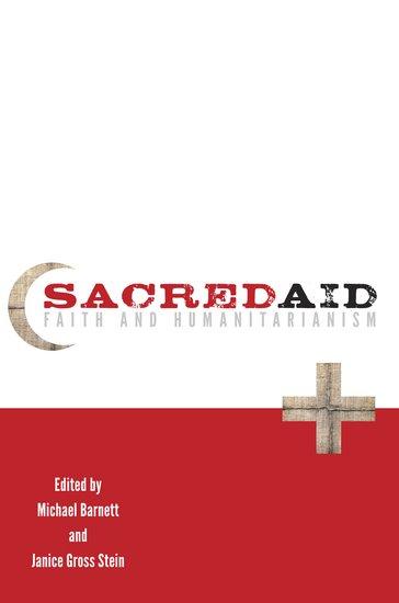 Sacred Aid Cover