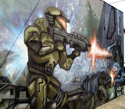 9/11, the War on Terror, and 'Halo'