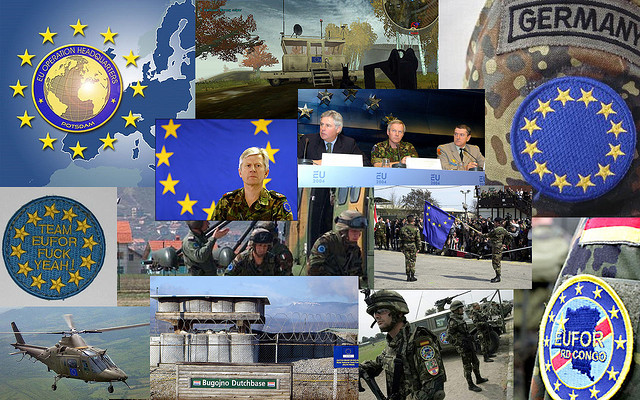 The European Union and Military Force