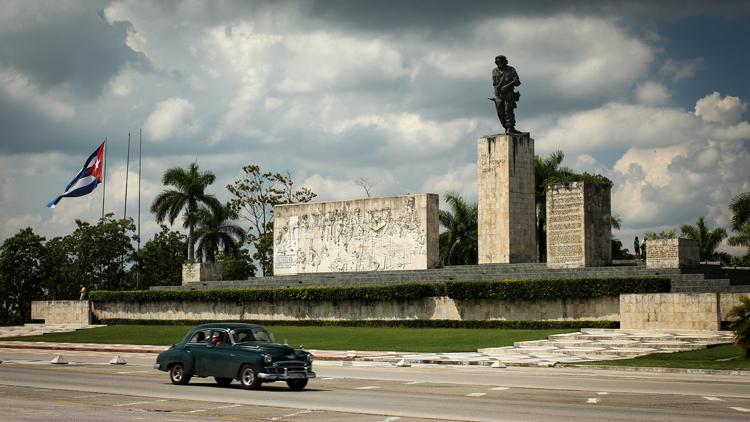 Image by Mausoleum de Che