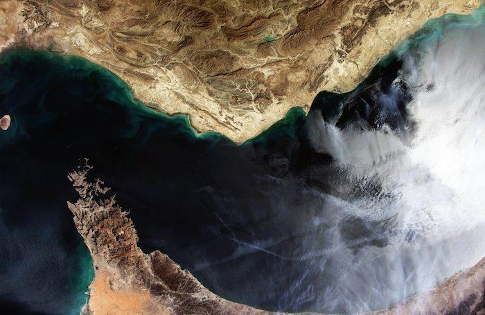 Image by Stuart Rankin (via Earth Science and Remote Sensing Unit, NASA Johnson Space Center)