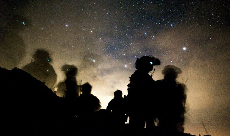 Image by Marines (U.S. Marine Corps Photo by Lance Cpl. Clare J. Shaffer)