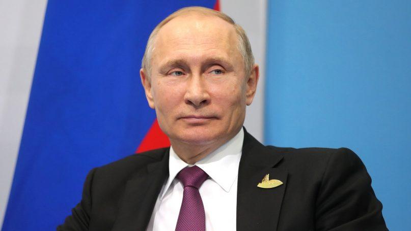 Image by Пресс-служба Президента Российской Федерации