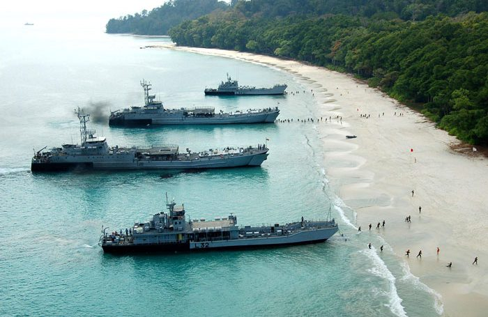 Image by Indian Navy