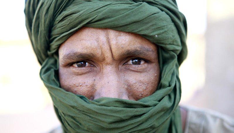 Portrait of Saharawi Refugee [UN Photo/Martine Perret]